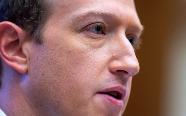 Promotores de Boicot a Facebook decepcionados tras reunión con Zuckerberg - Mark Zuckerberg, Facebook