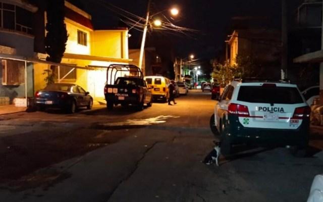 Matan a policía en Iztapalapa tras resistirse al robo de una motoneta - Matan a policía en Iztapalapa