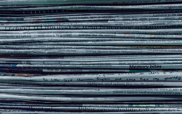 Medios en Inglaterra anuncian despidos en medio de crisis por COVID-19 - Medios periódicos diario