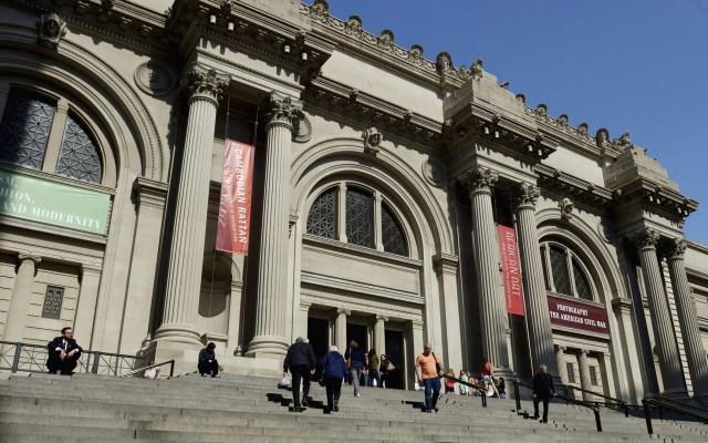 Met de Nueva York anuncia su reapertura tras pandemia - Met de Nueva York. Foto de EFE
