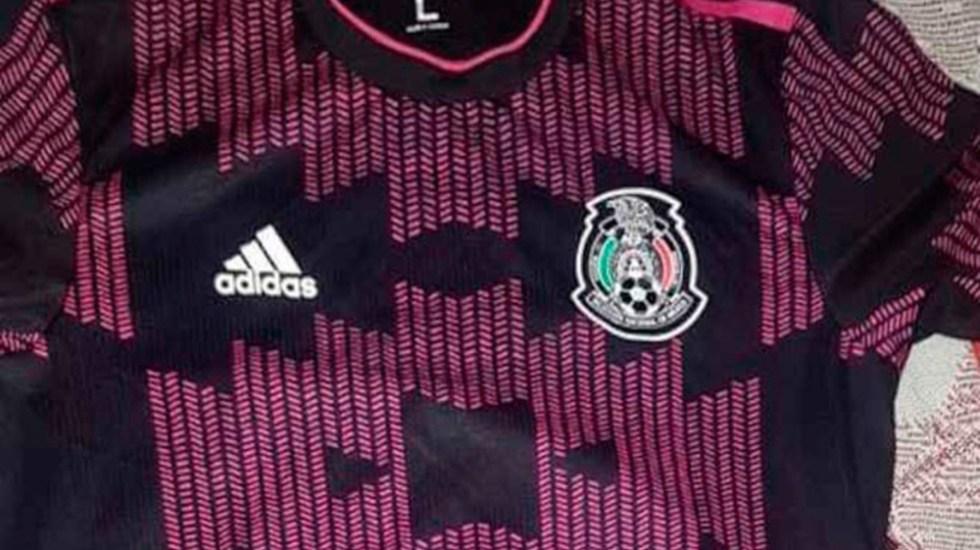 Filtran posible uniforme de la Selección Mexicana - Foto de Todo Sobre Camisetas