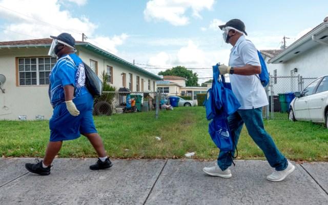 Florida sumó 9 mil 488 nuevos casos de COVID-19; en un mes registró casi 120 mil - Foto de EFE