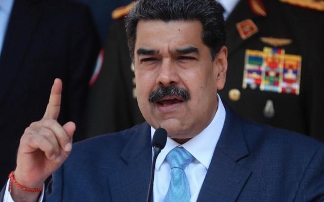 """""""Este es el brote verdadero"""", asegura Nicolás Maduro tras incremento de casos de COVID-19 - Foto de EFE"""