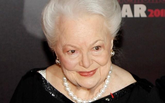 Murió Olivia de Havilland, protagonista de 'Lo que el viento se llevó' - Olivia de Havilland. Foto de EFE