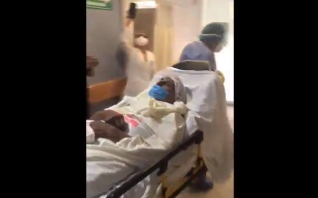 #Video Hombre de 100 años de edad supera el COVID-19 en Veracruz - Paciente de 100 años en superar el COVID-19 en Veracruz. Foto de @VeracruzIssste