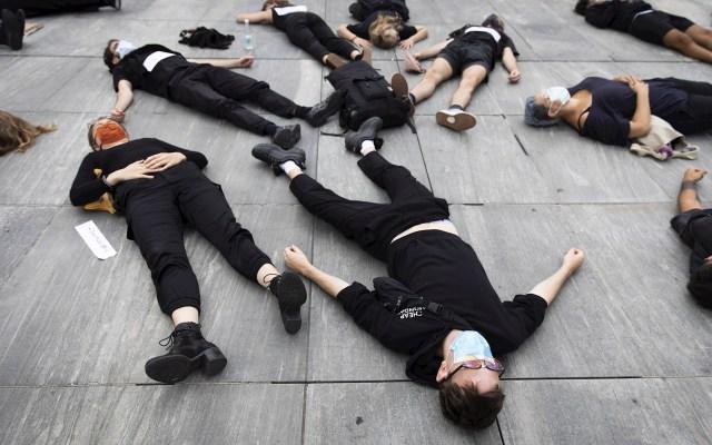 Protestan contra el racismo en Suiza - manifestación contra el racismo en Suiza
