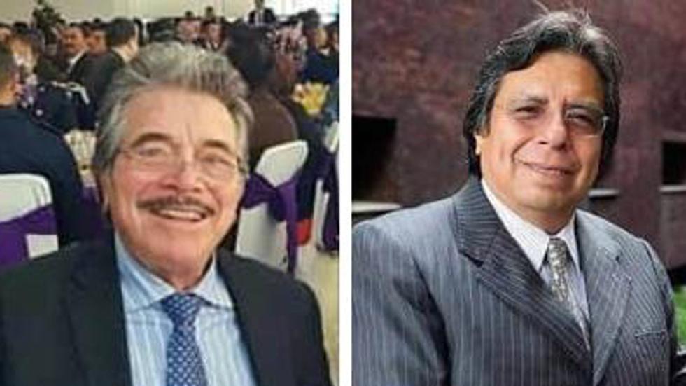 Cuatro periodistas de México reciben doctorado honoris causa en Cumbre Mundial del Conocimiento - Periodistas que recibieron doctorado honoris causa. Foto Especial