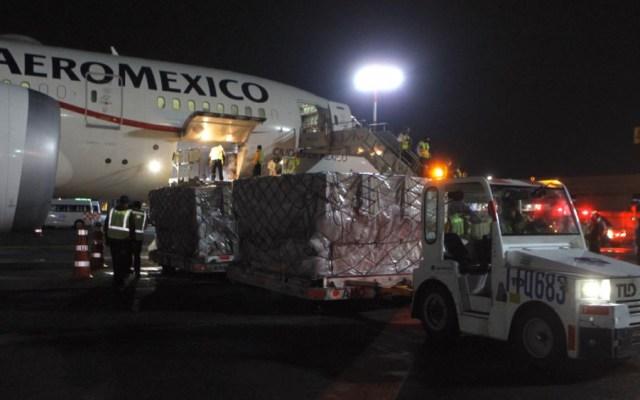 Llegan a México 88 ventiladores a través del puente aéreo con China - Foro de SRE