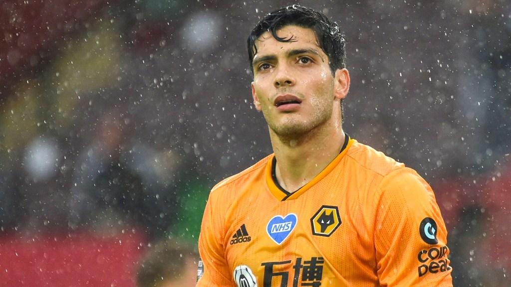 Wolverhampton de Raúl Jiménez se aleja de Champions tras derrota contra Sheffield - Raul Jimenez Wolverhampton Sheffield