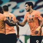 #Video Gol de Raúl Jiménez mantiene a Wolves con el sueño europeo