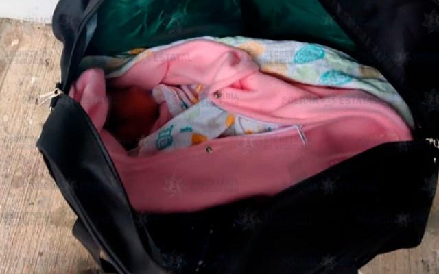 #Video Abandonan a recién nacida en centro comercial de Chalco - recien nacida Chalco