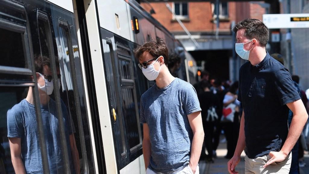 Detienen recuento de muertes por COVID-19 ante posibles fallas estadísticas en Reino Unido - Foto de EFE