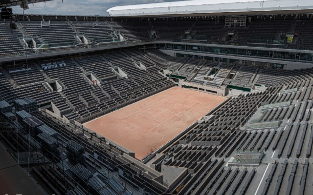 Roland Garros se jugará con público, aunque restringido - Foto de @rolandgarros