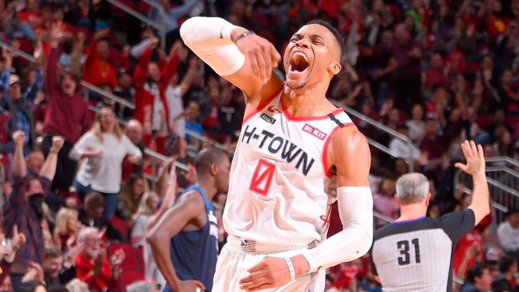 Russell Westbrook da positivo a COVID-19 - Russell Westbrook Rockets