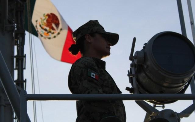 Creciente militarización de México fractura el gabinete de López Obrador - Foto de @SEMAR_mx