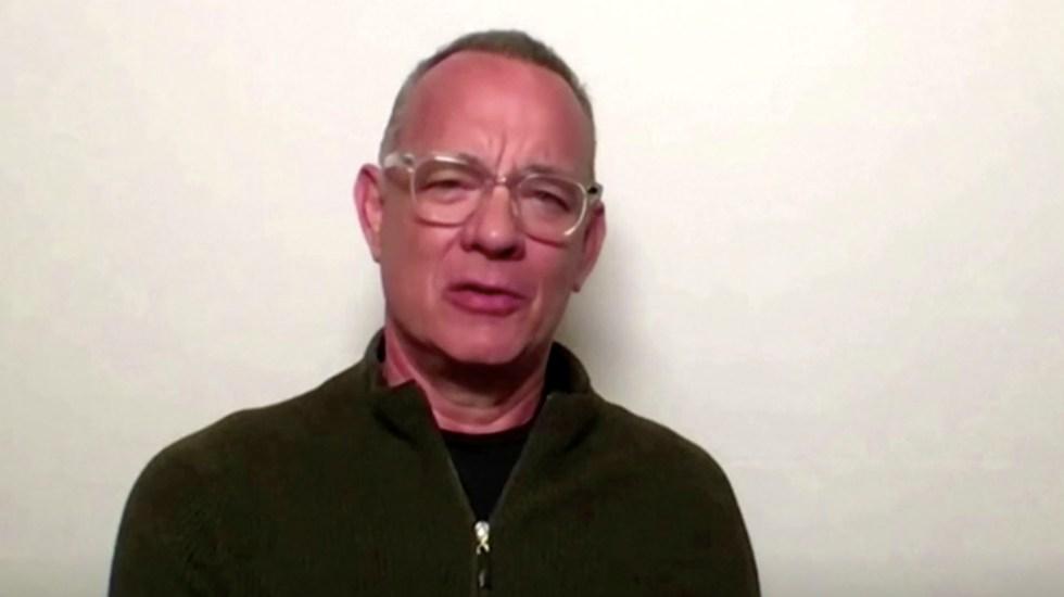 "Tom Hanks dice no ""respetar mucho"" a quienes omiten medidas contra COVID-19 - Tom Hanks coronavirus COVID-19"