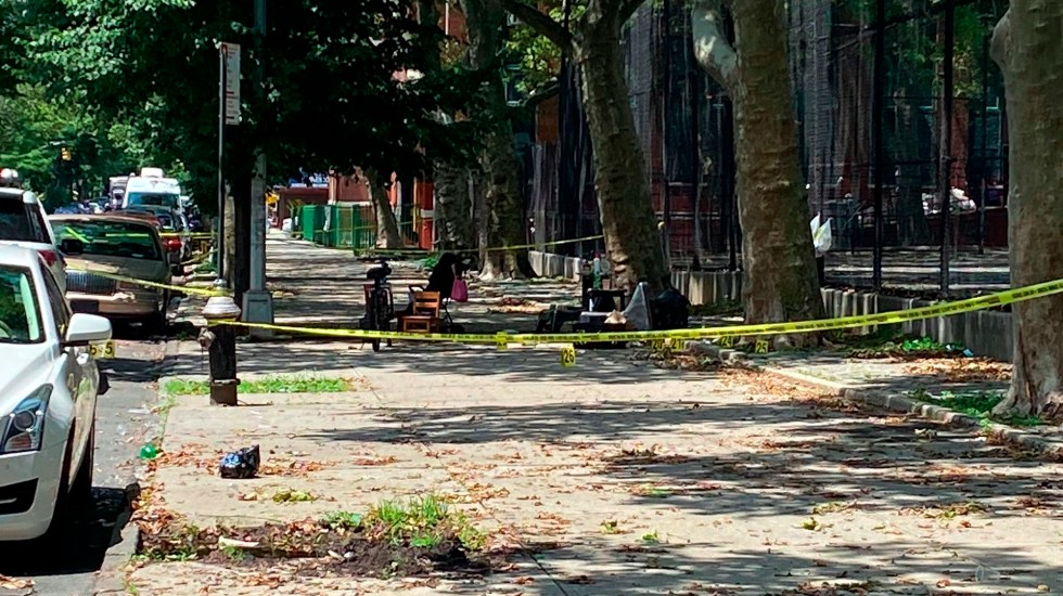 Murió menor de un año de edad tras tiroteo en Nueva York - tiroteo nueva york