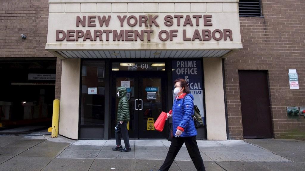 EE.UU. tiene ocho millones de pobres más desde mayo por la pandemia, según estudio - Foto de EFE/Justin Lane/Archivo.