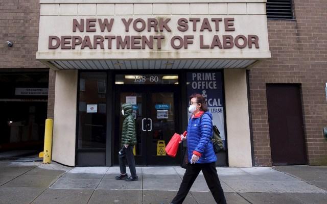 Mercado laboral en Estados Unidos se recupera; hay expectativa que el viernes haya indicadores positivos - Foto de EFE/Justin Lane/Archivo.
