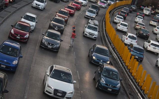 Pandemia redujo 19 por ciento los congestionamientos de tráfico en el mundo - Tráfico en la CDMX