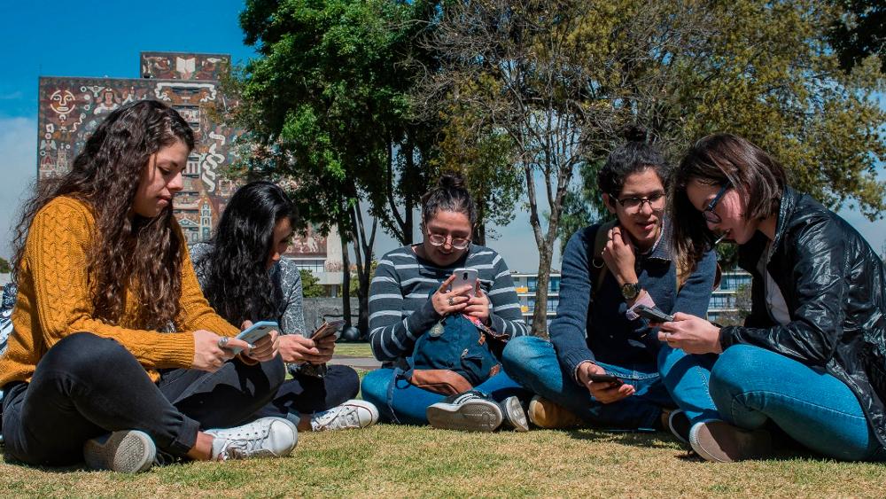 UNAM, una de las dos mejores universidades de América Latina en Internet - Foto de UNAM