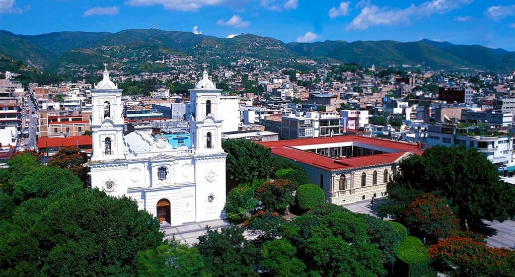 Festividades decembrinas en Chilpancingo canceladas por primera vez en su historia por la pandemia - Vista panorámica del municipio de Chilpancingo