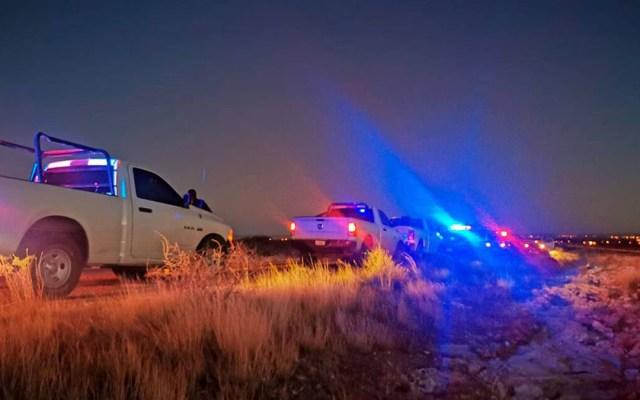Guardia Nacional abate a tres delincuentes en Zacatecas - Zona de enfrentamiento entre hombres armados y la Guardia Nacional en Río Grande. Foto de El Sol de Zacatecas
