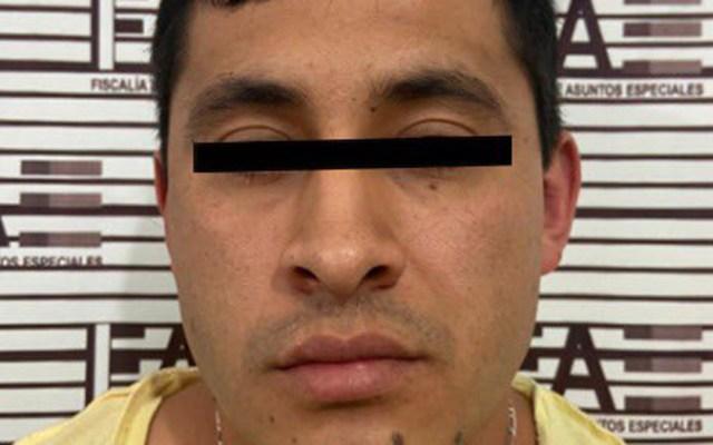 Vinculan a proceso a segundo implicado en asesinato de Luis Miranda Cardoso - Alejandro N, sospechoso de asesinato de Luis Miranda Cardoso. Foto de FGJEM