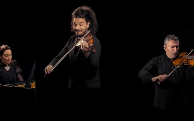 Alondra de la Parra reúne a 'La Orquesta Imposible' con los mejores músicos contemporáneos - Alondra de la Parra La Orquesta Imposible