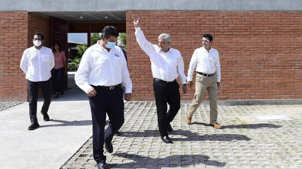Conferencia matutina López Obrador 28 de agosto - Foto de lopezobrador.org.mx
