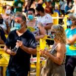 España roza los 700 mil casos de COVID-19 - Foto de EFE