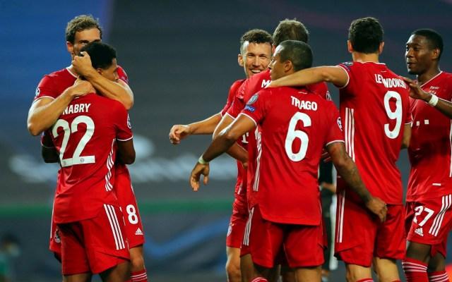 Bayern enfrentará al PSG en la final de la Champions tras golear a Lyon - Bayern Munich Lyon partido Champions 19082020