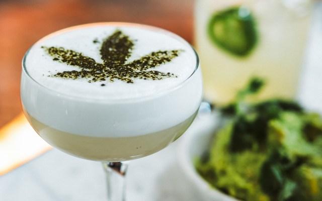 Autorizan en Florida venta de mariguana comestible - Bebida hecha a base de mariguana. Foto de Justin Aikin / Unsplash