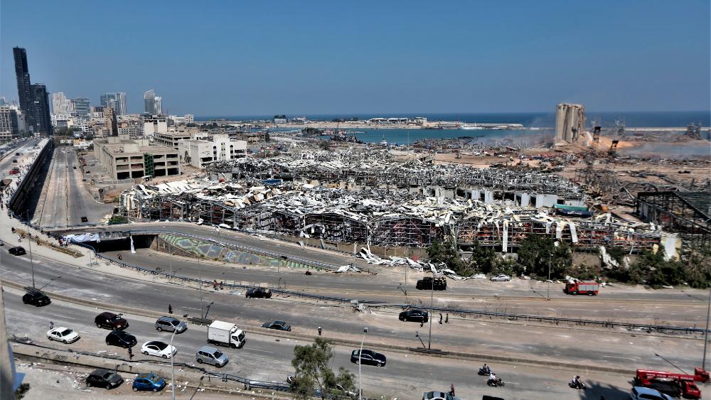Papa Francisco llama a ayudar al Líbano para superar crisis - Foto de EFE