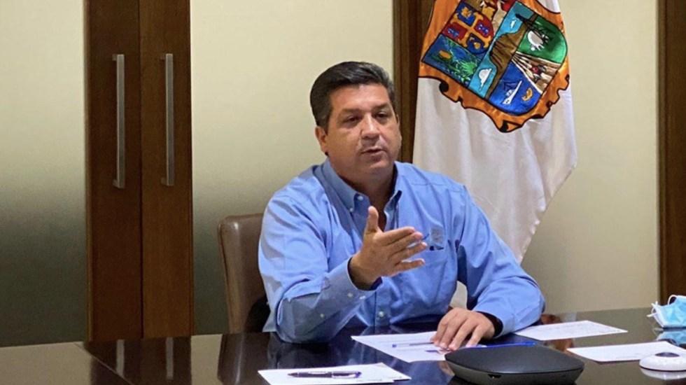 Alianza Federalista no es una amenaza, asegura García Cabeza de Vaca - Foto de Twitter Franscico Javier García Cabeza de Vaca
