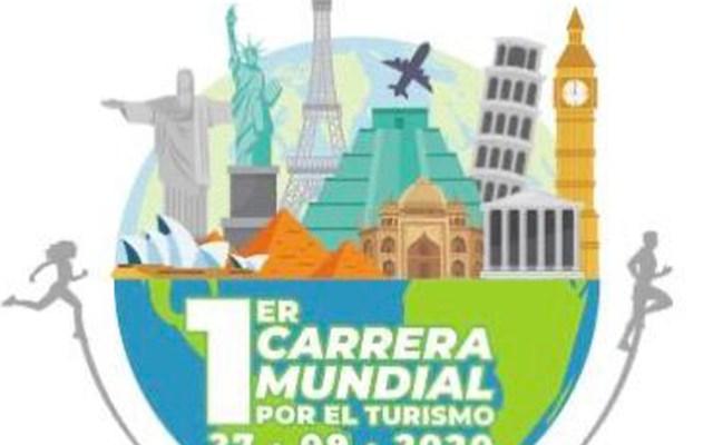 Presentan la Primera Carrera Mundial por el Turismo 2020 - Carrera Mundial del Turismo. Foto de @W_TourismRace