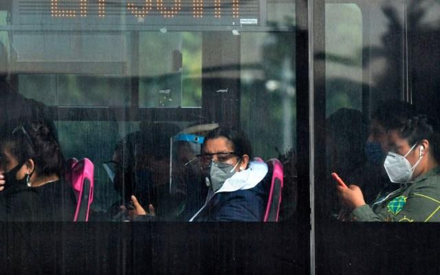 México roza 500 mil casos de COVID-19 mientras sigue debate sobre cubrebocas - Foto de EFE / Archivo