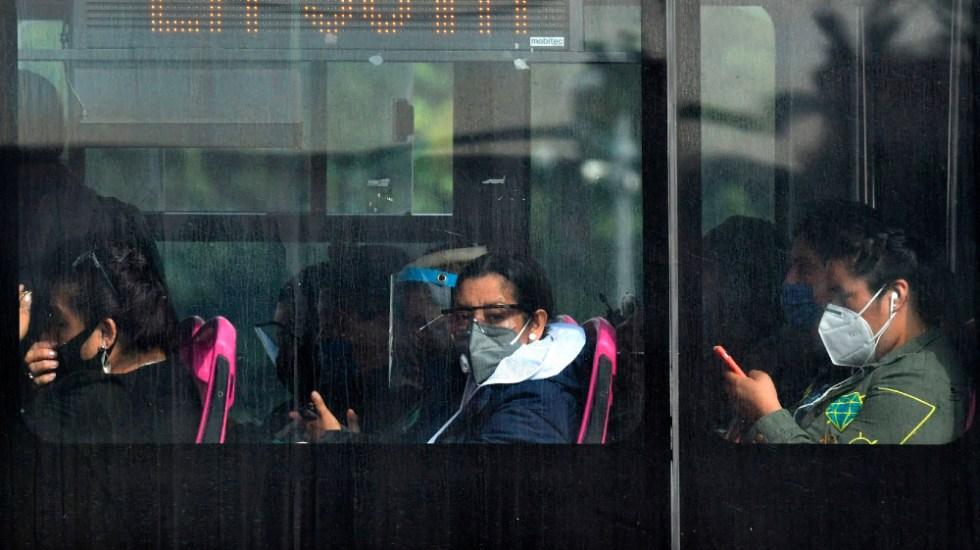 México roza 500 mil casos de COVID-19 mientras sigue debate sobre cubrebocas - Foto de EFE