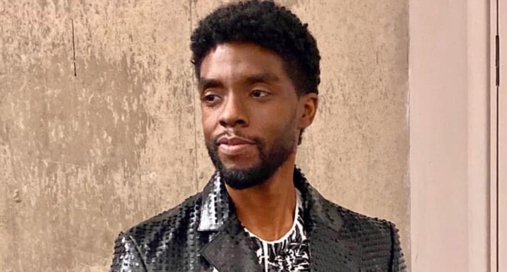 Murió a los 43 años el actor Chadwick Boseman, protagonista de 'Black Panther' - Chadwick Boseman 2
