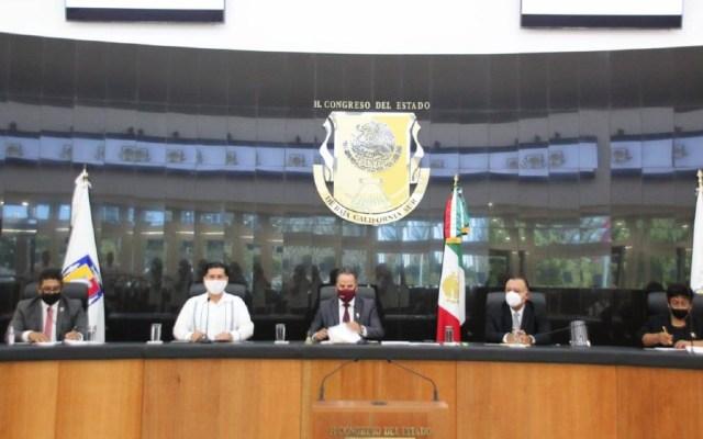 Grave atentado contra la ley y la democracia destitución de diputados en BCS: GOAN - Foto de Congreso Ahora