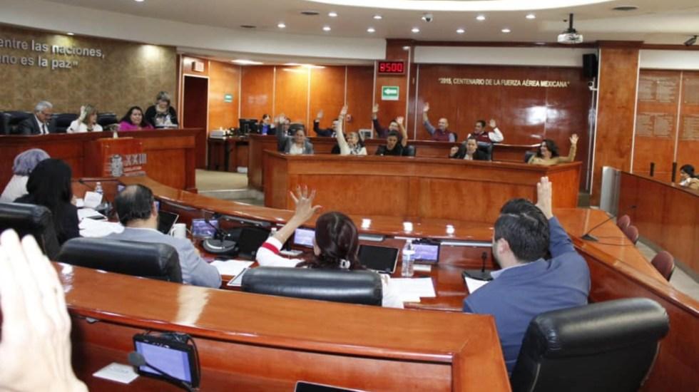 Congreso de Baja California desaparece Consejo de la Judicatura - Foto de Congreso BC Poder Legislativo