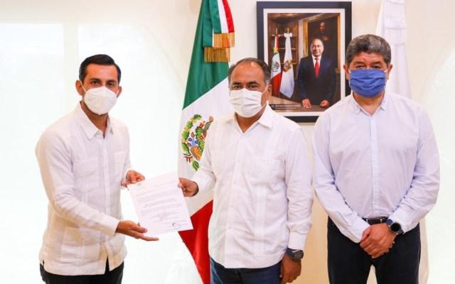 Daniel Arturo Torres D'Elia, nuevo director operativo de Fidetur Acapulco - Daniel Arturo Torres D'Elia Fidetur Acapulco