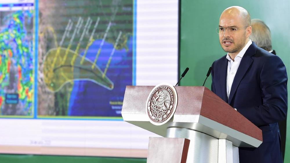 David León Romero se pondrá a disposición de la FGR por entrega de dinero a Pío López Obrador - Foto de lopezobrador.org.mx