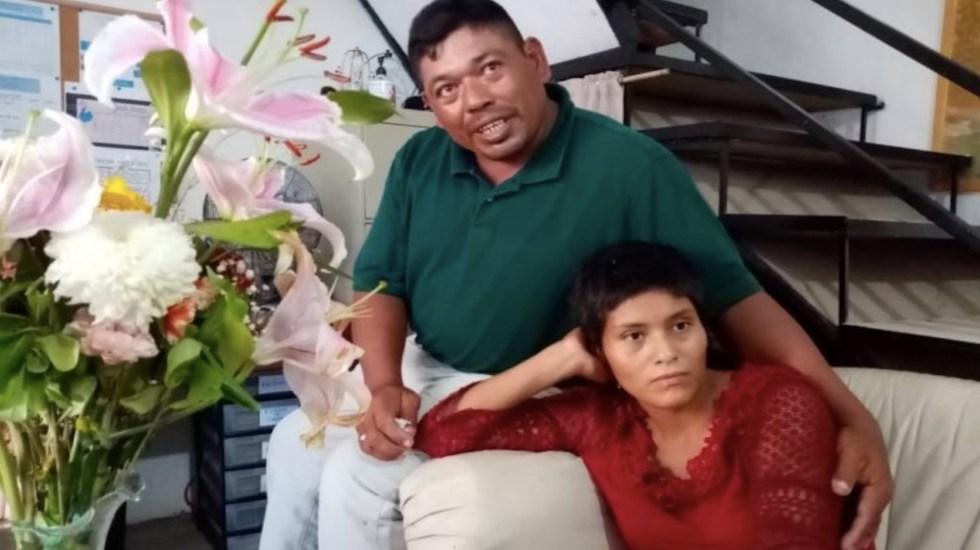 #Video Padre se reencuentra con su hija 13 años después de haberse extraviado en Matamoros, Tamaulipas - Foto de Zeta Tijuana
