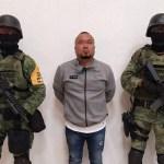Detienen en Guanajuato a 'El Marro', líder del Cártel de Santa Rosa de Lima; va al penal del Altiplano