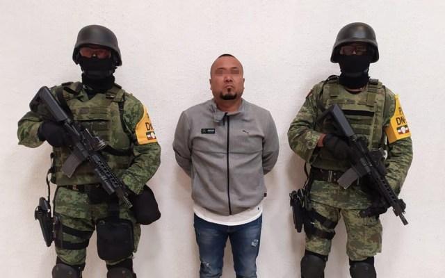 Guanajuato ya no es primer lugar en homicidios tras captura del 'Marro', afirma AMLO - Detención en Guanajuato de José Antonio, alias 'El Marro'. Foto Especial
