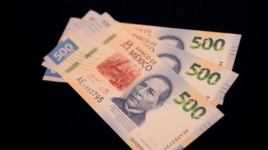 Aprueban incremento al salario mínimo para 2021; ahora será de 141.70 pesos diarios - Foto de EFE