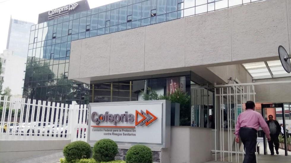 Cofepris libera lotes del anestésico Propofol, considerado insumo médico prioritario - Edificio de la Cofepris. Foto de @COFEPRIS
