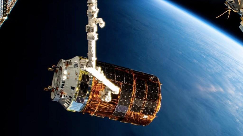 Detectan fuga de aire en la Estación Espacial Internacional - Foto de ISS