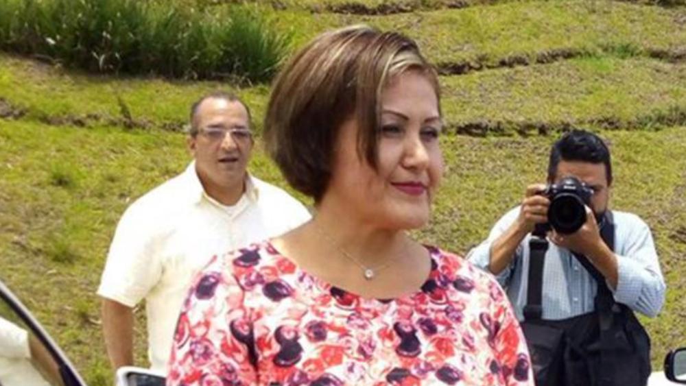 Reaparece Eva Cadena en redes sociales; pide investigación seria tras videoescándalo del Senado - Foto de EFE